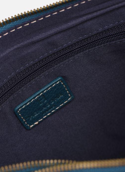 Handtaschen Hexagona WILD LEATHER CROSSBODY blau ansicht von hinten