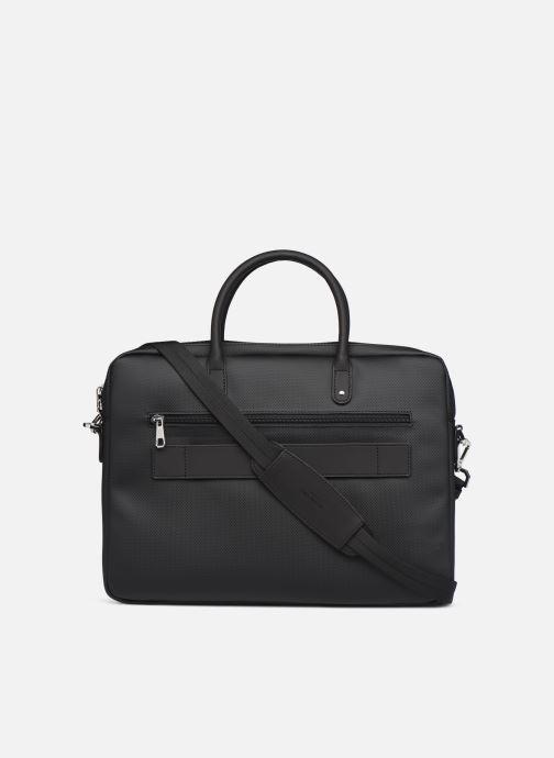 Laptoptaschen Hexagona BUSINESS SLIM 15' A4 schwarz ansicht von vorne