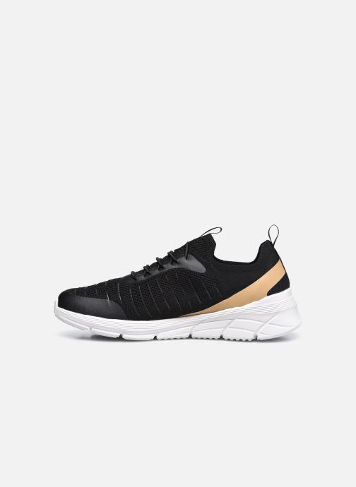 Sneaker Skechers EQUALIZER 4.0 INDECELL schwarz ansicht von vorne