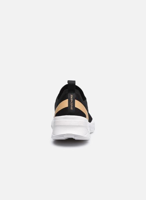 Sneaker Skechers EQUALIZER 4.0 INDECELL schwarz ansicht von rechts