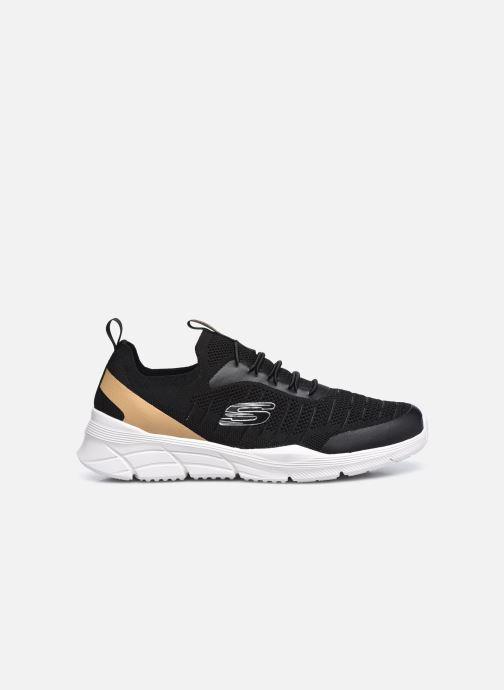 Sneaker Skechers EQUALIZER 4.0 INDECELL schwarz ansicht von hinten