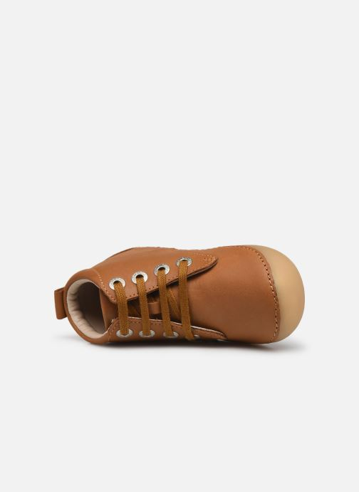 Bottines et boots Kickers Soniza Marron vue gauche