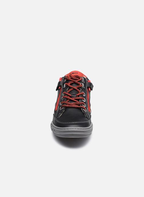 Stiefeletten & Boots Kickers Joula schwarz schuhe getragen