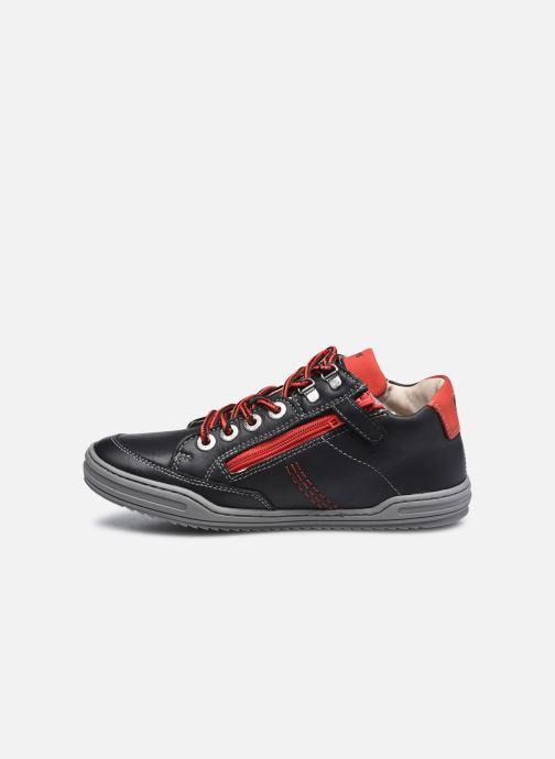 Stiefeletten & Boots Kickers Joula schwarz ansicht von vorne