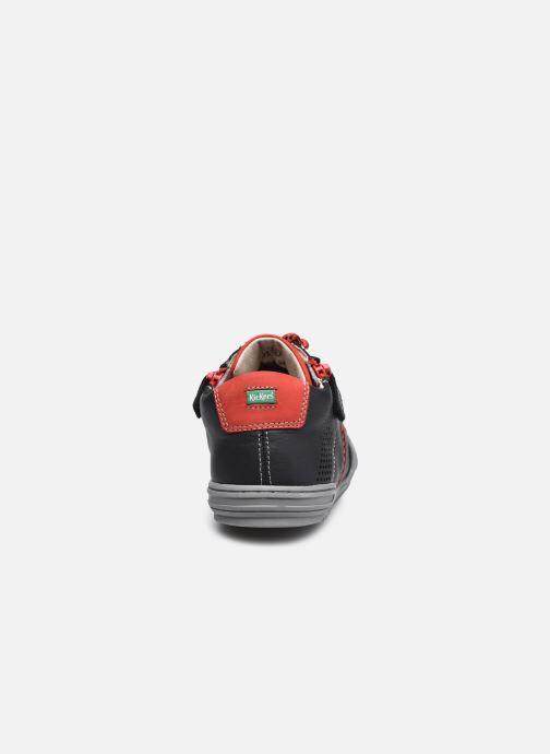 Stiefeletten & Boots Kickers Joula schwarz ansicht von rechts