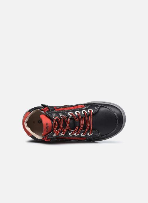 Stiefeletten & Boots Kickers Joula schwarz ansicht von links