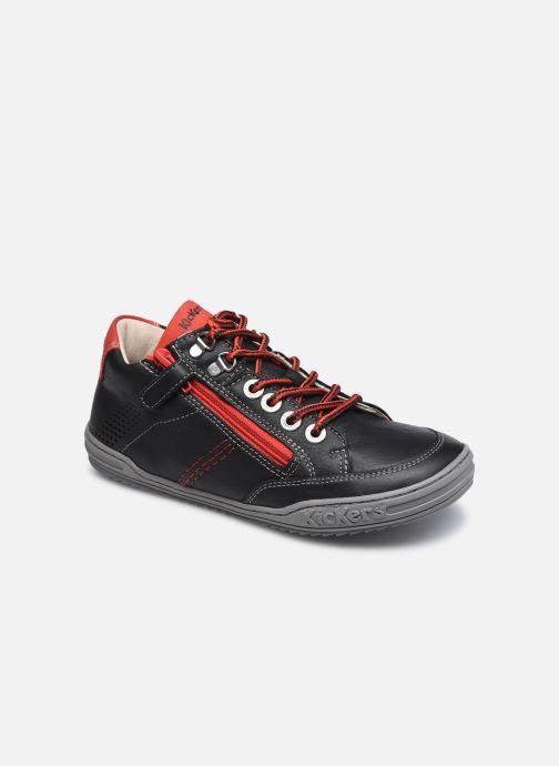 Stiefeletten & Boots Kickers Joula schwarz detaillierte ansicht/modell