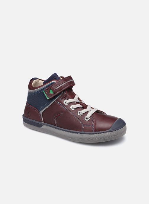 Sneaker Kickers Irelas braun detaillierte ansicht/modell