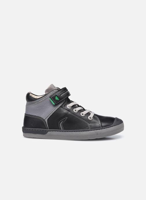 Sneaker Kickers Irelas schwarz ansicht von hinten