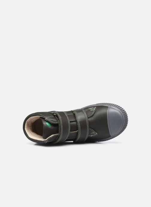 Bottines et boots Kickers Pirlcro Vert vue gauche