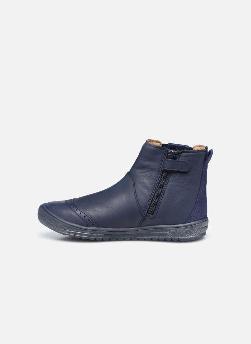 Stiefeletten & Boots Kickers Belky blau ansicht von vorne
