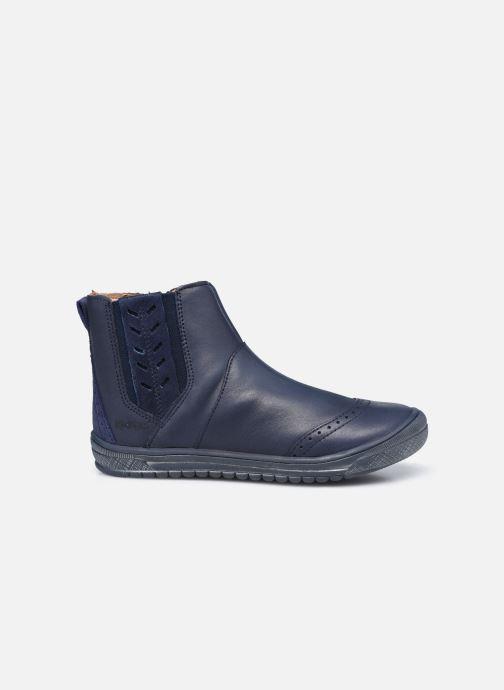 Stiefeletten & Boots Kickers Belky blau ansicht von hinten