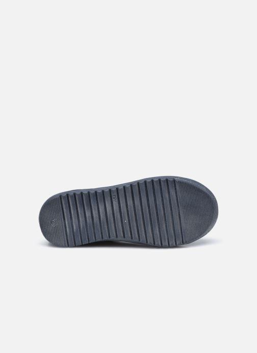 Stiefeletten & Boots Kickers Belky blau ansicht von oben