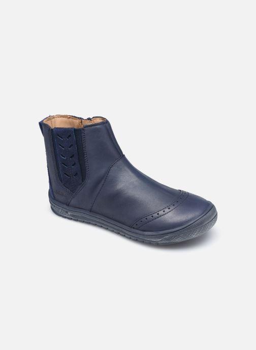 Stiefeletten & Boots Kickers Belky blau detaillierte ansicht/modell