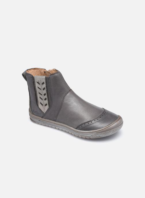Stiefeletten & Boots Kickers Belky grau detaillierte ansicht/modell