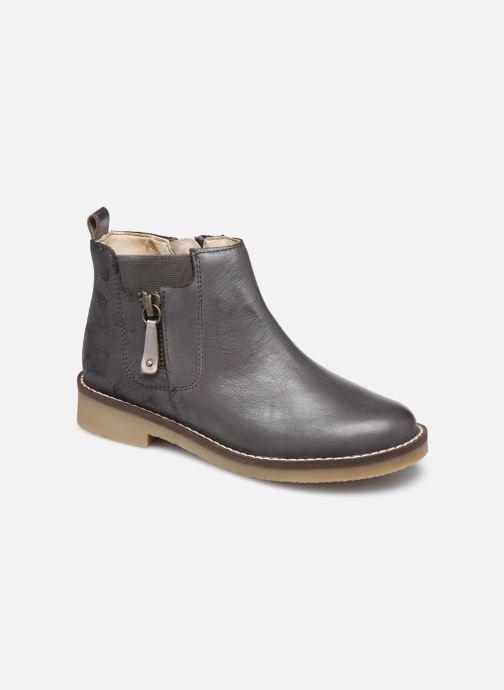 Stiefeletten & Boots Kickers Nykki grau detaillierte ansicht/modell