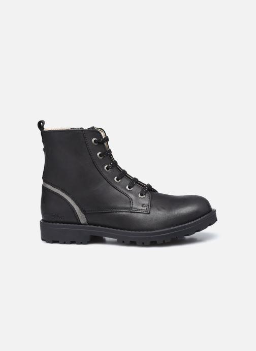 Boots en enkellaarsjes Kickers Grooke Zwart achterkant