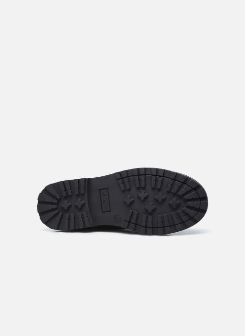 Stiefeletten & Boots Kickers Grooke schwarz ansicht von oben