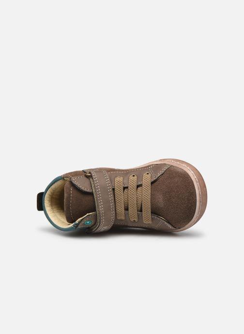 Bottines et boots Primigi PLK 64035 Marron vue gauche