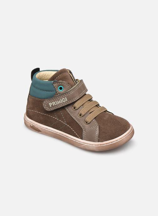 Bottines et boots Primigi PLK 64035 Marron vue détail/paire