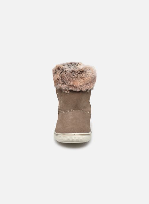 Stiefel Primigi PSN 63588 braun schuhe getragen