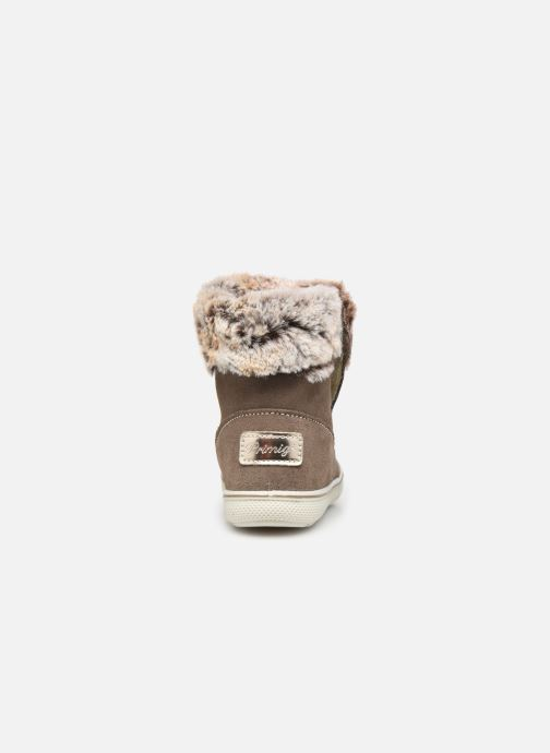 Stiefel Primigi PSN 63588 braun ansicht von rechts