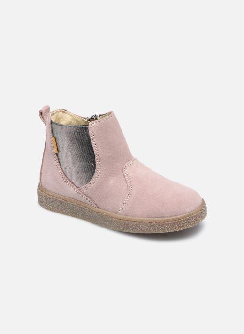 Bottines et boots Primigi PHM 64176 Rose vue détail/paire