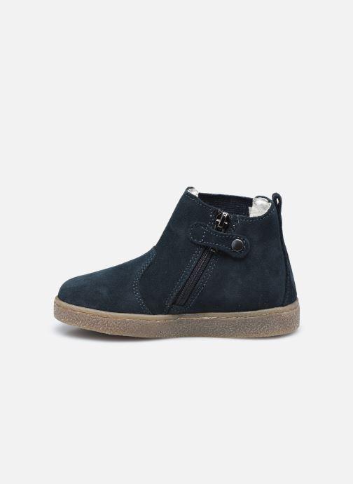 Boots en enkellaarsjes Primigi PHM 64176 Blauw voorkant