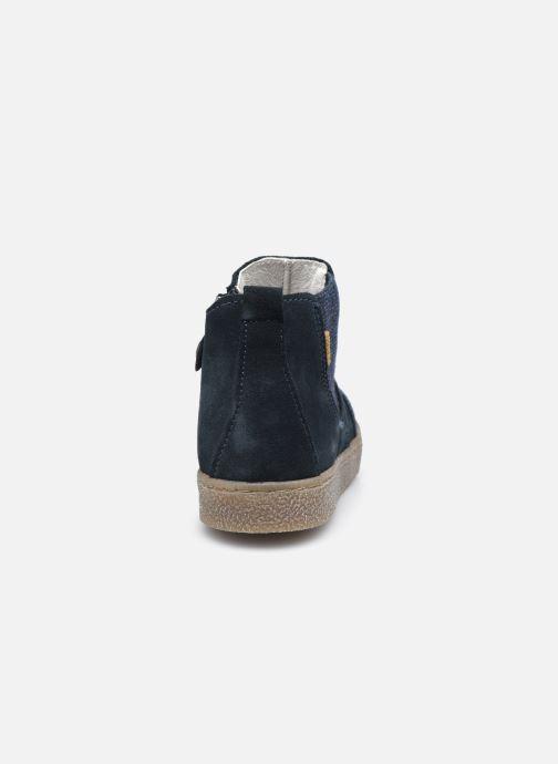 Stiefeletten & Boots Primigi PHM 64176 blau ansicht von rechts