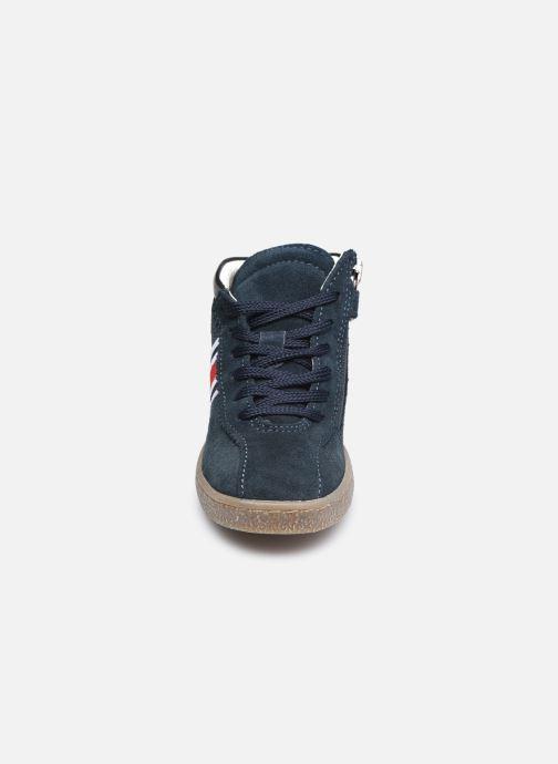 Stiefeletten & Boots Primigi PHM 64175 blau schuhe getragen
