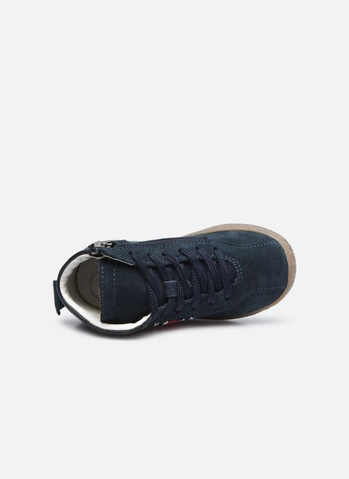 Stiefeletten & Boots Primigi PHM 64175 blau ansicht von links