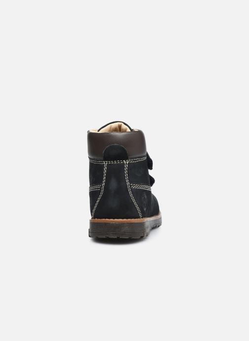 Stiefeletten & Boots Primigi PCA 64101 blau ansicht von rechts