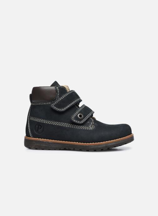 Stiefeletten & Boots Primigi PCA 64101 blau ansicht von hinten