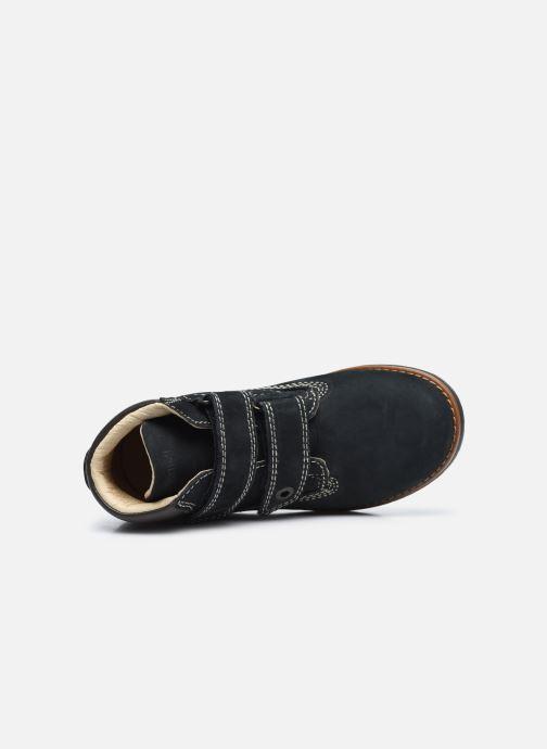 Stiefeletten & Boots Primigi PCA 64101 blau ansicht von links