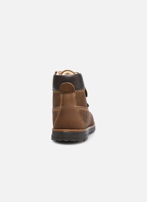 Bottines et boots Primigi PCA 64101 Marron vue droite