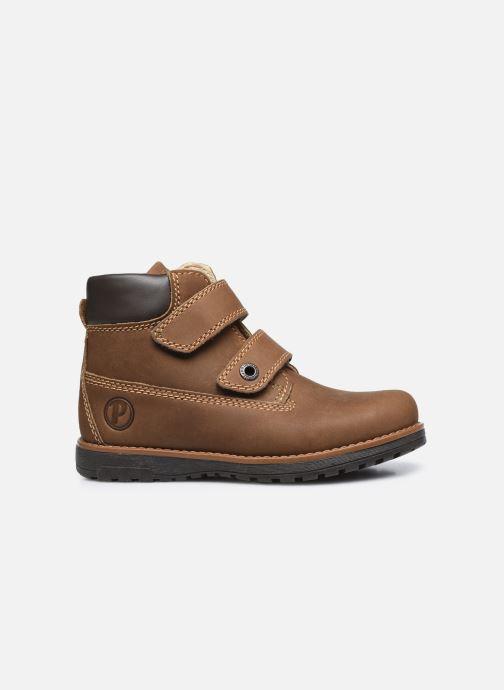 Stiefeletten & Boots Primigi PCA 64101 braun ansicht von hinten