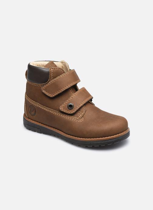 Stiefeletten & Boots Primigi PCA 64101 braun detaillierte ansicht/modell