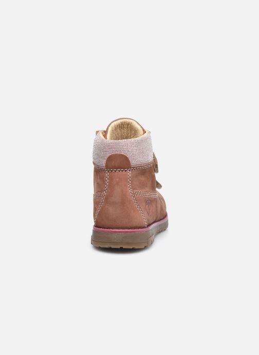 Boots en enkellaarsjes Primigi PCA 64101 Roze rechts