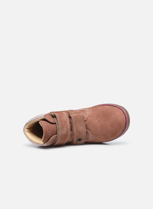 Boots en enkellaarsjes Primigi PCA 64101 Roze links