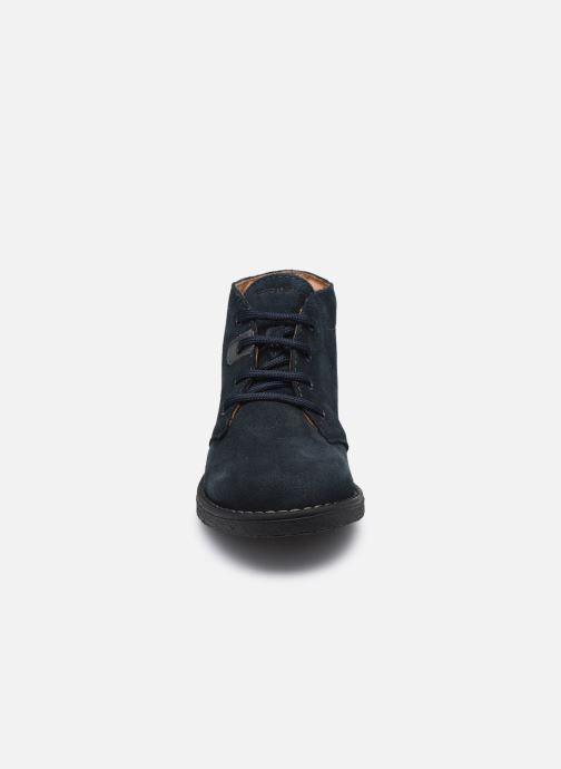 Bottines et boots Primigi PDM 64156 Bleu vue portées chaussures