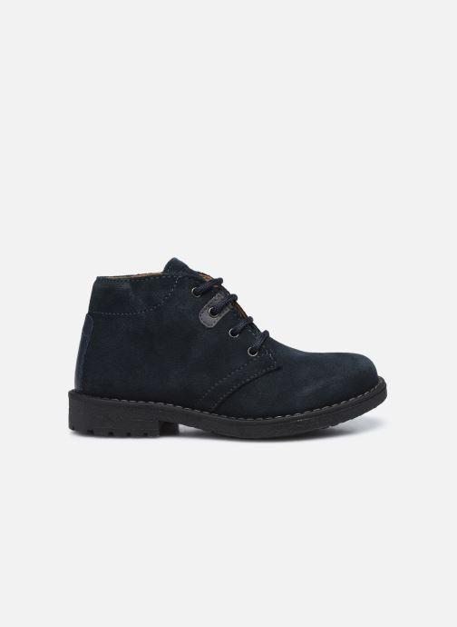 Stiefeletten & Boots Primigi PDM 64156 blau ansicht von hinten