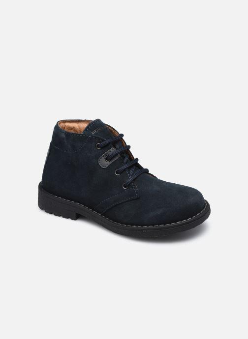 Bottines et boots Primigi PDM 64156 Bleu vue détail/paire
