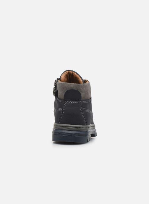Stiefeletten & Boots Primigi PPK 64149 blau ansicht von rechts