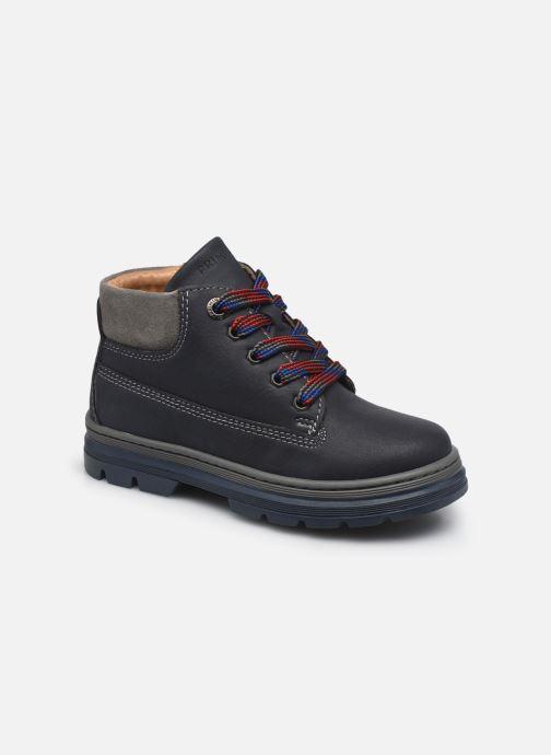 Stiefeletten & Boots Primigi PPK 64149 blau detaillierte ansicht/modell