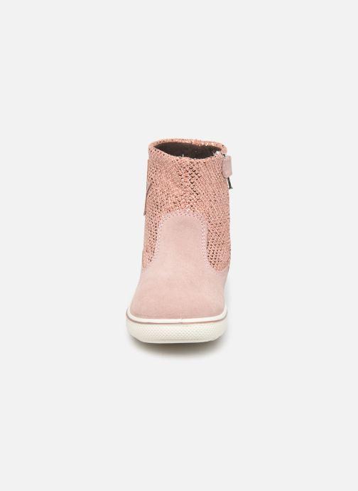 Stiefeletten & Boots Primigi PSN 63589 rosa schuhe getragen