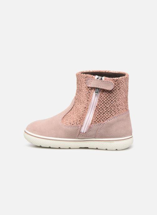 Stiefeletten & Boots Primigi PSN 63589 rosa ansicht von vorne