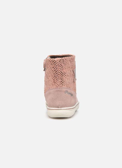 Stiefeletten & Boots Primigi PSN 63589 rosa ansicht von rechts