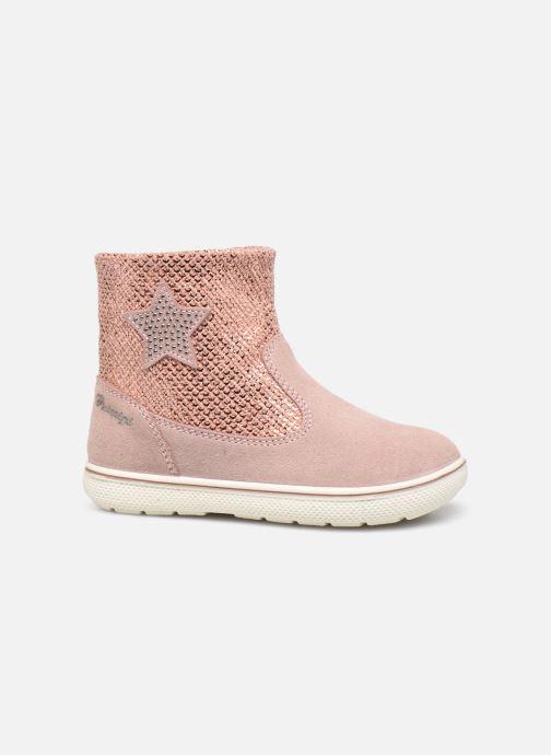 Stiefeletten & Boots Primigi PSN 63589 rosa ansicht von hinten