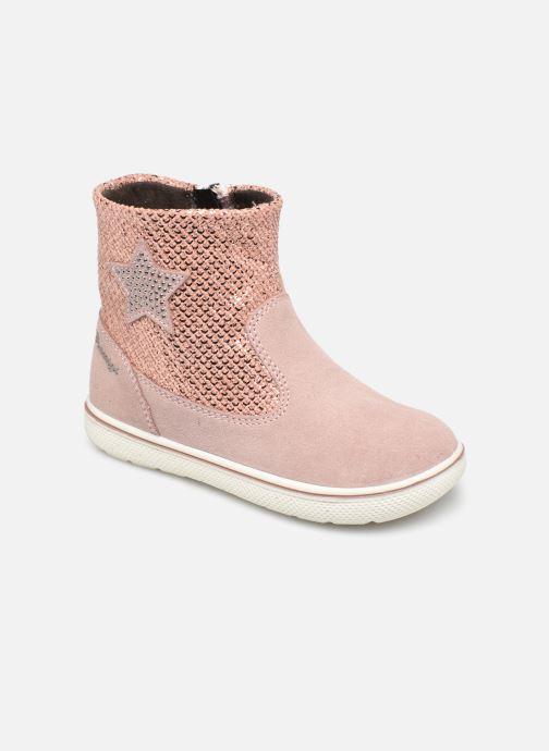 Stiefeletten & Boots Primigi PSN 63589 rosa detaillierte ansicht/modell