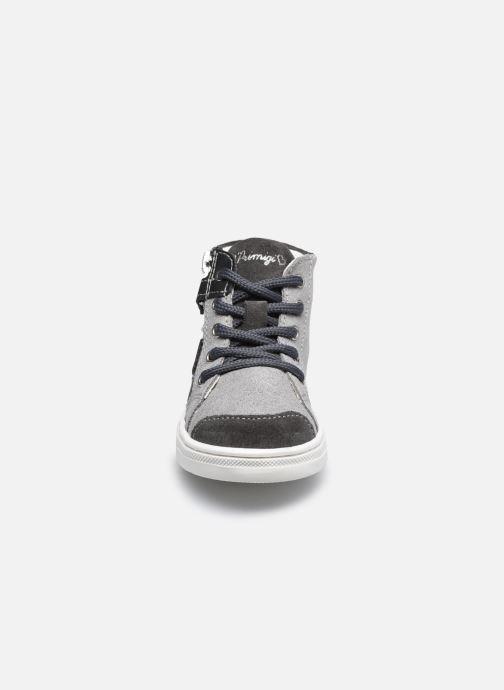 Bottines et boots Primigi PGR 64063 Gris vue portées chaussures